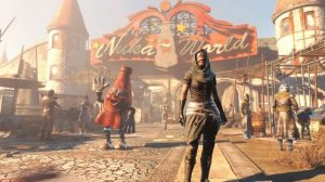 Fallout 4 Nuka-World Dev Diary Talks About Joining the Raiders