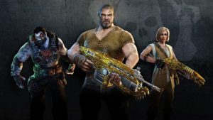 Gears of War 4 Preorder Bonuses Includes Zombie Dom Character Skin