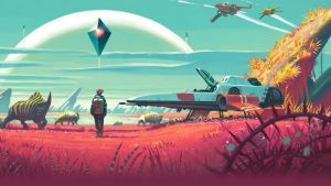 No Man's Sky Developer Sean Murray Is 'Fine,' Hello Games Busy Working On Next Patch