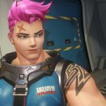 """Overwatch's Newest Comic """"Searching"""" Features Zarya vs. Sombra"""