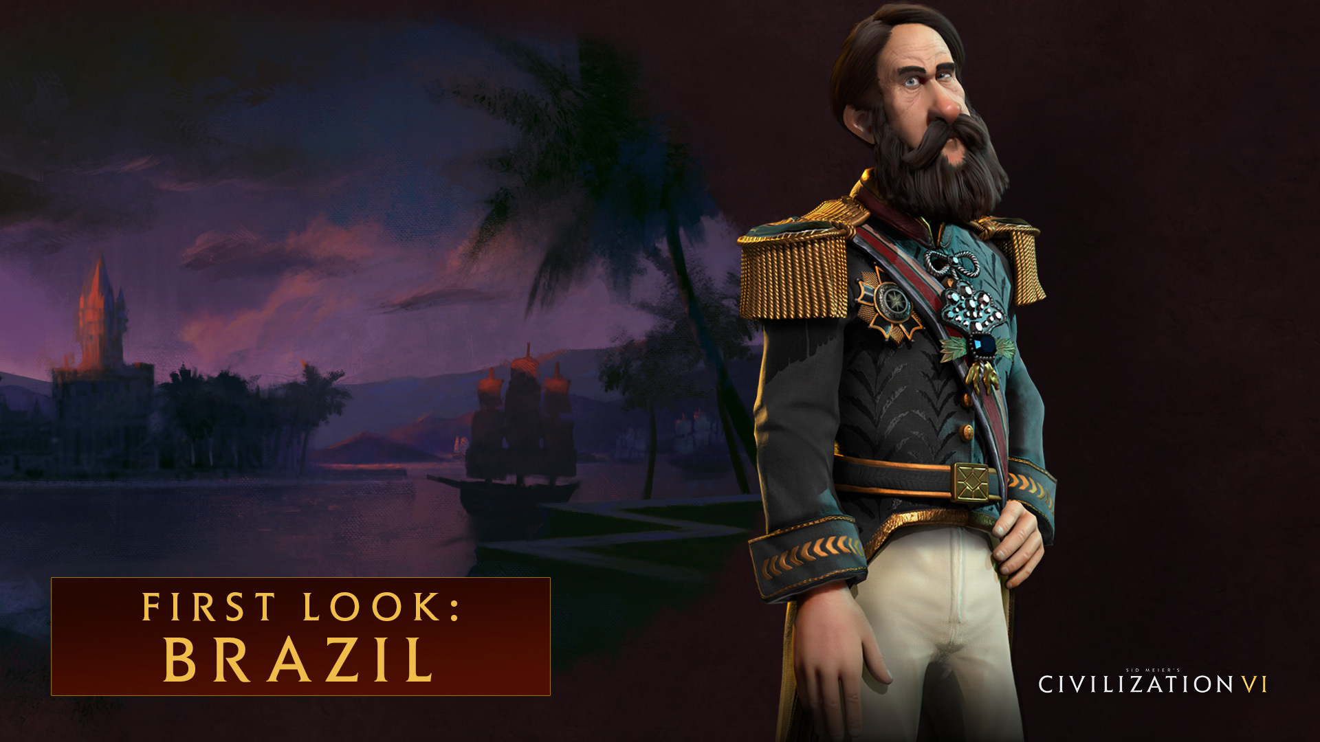 civilization 6 brazil