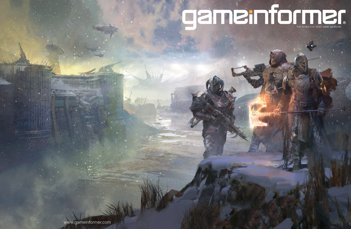 game informer destiny
