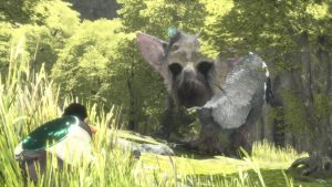 The Last Guardian Is Just 15GB