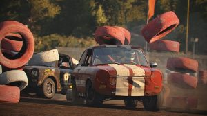 Wreckfest Releases on PS4 and Xbox One in 2017