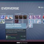 Destiny Rise of Iron Will Charge for Reputation Boosters, New Emotes Revealed