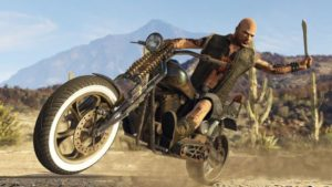 GTA Online Bikers Update Goes Live on October 4th