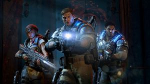 Gears of War 4 Pre-Load Now Available on PC