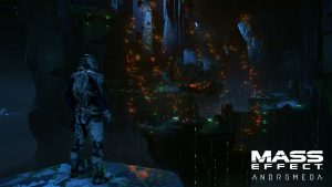 Mass Effect Andromeda Using Brand New Locomotion System, New Screenshot Revealed