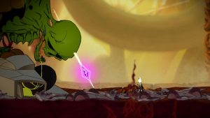 Jotun Dev Reveals Sundered: First Trailer and Screens Released