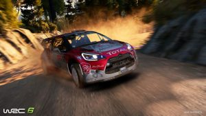 WRC 6 Review – A Rally Game for Fans, and No-one Else