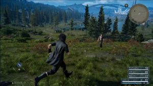 Final Fantasy 15 Screenshots Show Off Some Gorgeous Foliage