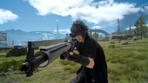 Final Fantasy 15 PS4 vs Xbox One Head To Head Graphics Comparison Showcase Little Difference