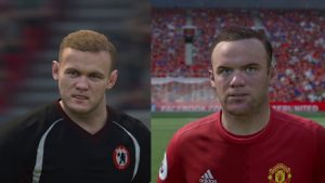 FIFA 17 vs. PES 2017 Head To Head Graphics Comparison