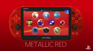 PS Vita Two New Colors Announced