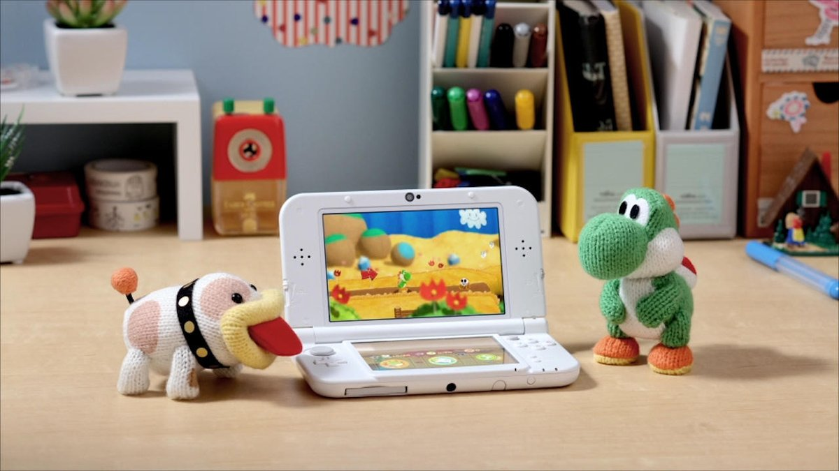 yoshi's woolly world and poochy
