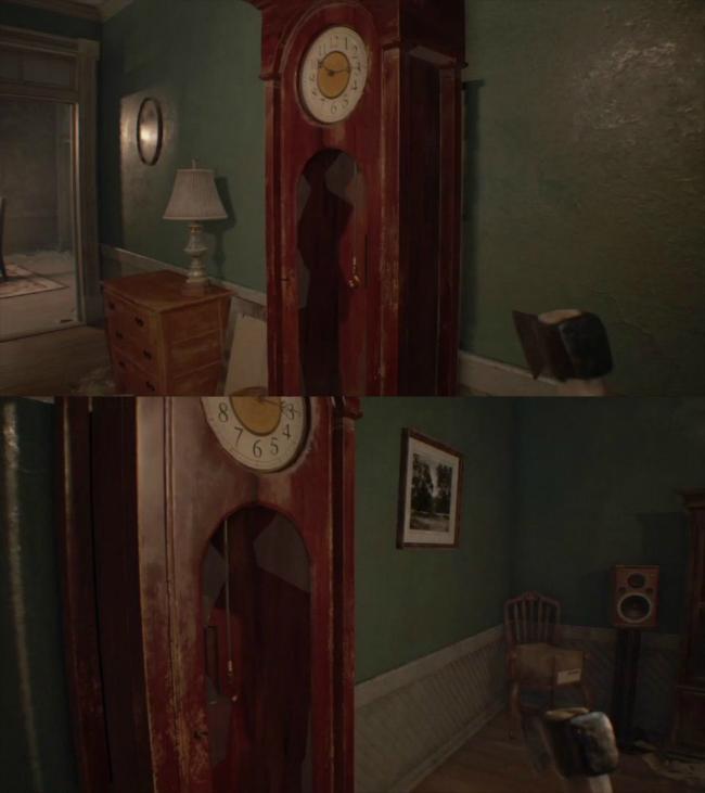 Resident Evil 7 ECG Health Indicator Returns, VR Mode To Be