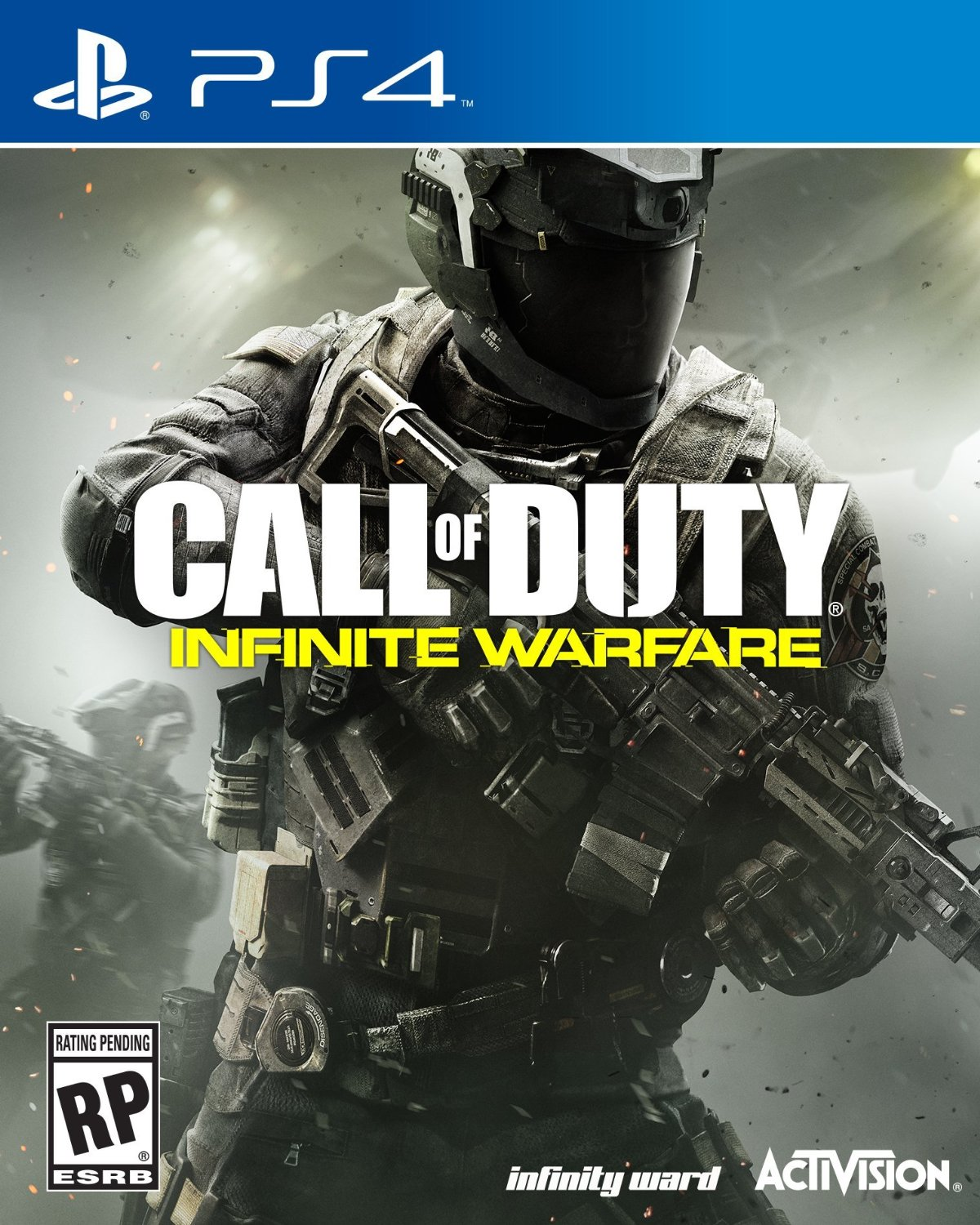 Call of Duty Infinite Warfare Box Art