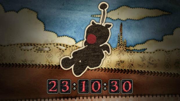 Final Fantasy 15 countdown