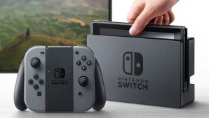 Nintendo Talks Switch Units in Wild, One System Illegally Resold