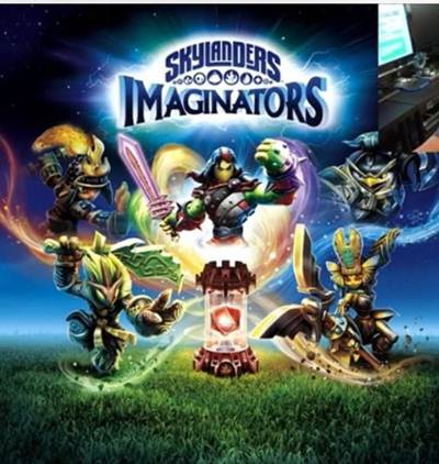 Skylanders: Imaginators Box Art