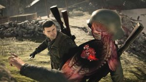 Sniper Elite 4 PS4 Pro vs PS4 Comparison Showcase Better Visual Enhancements On Sony's Latest Machine