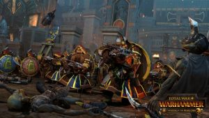 Total War Warhammer Receives The King & The Warlord DLC on October 20th