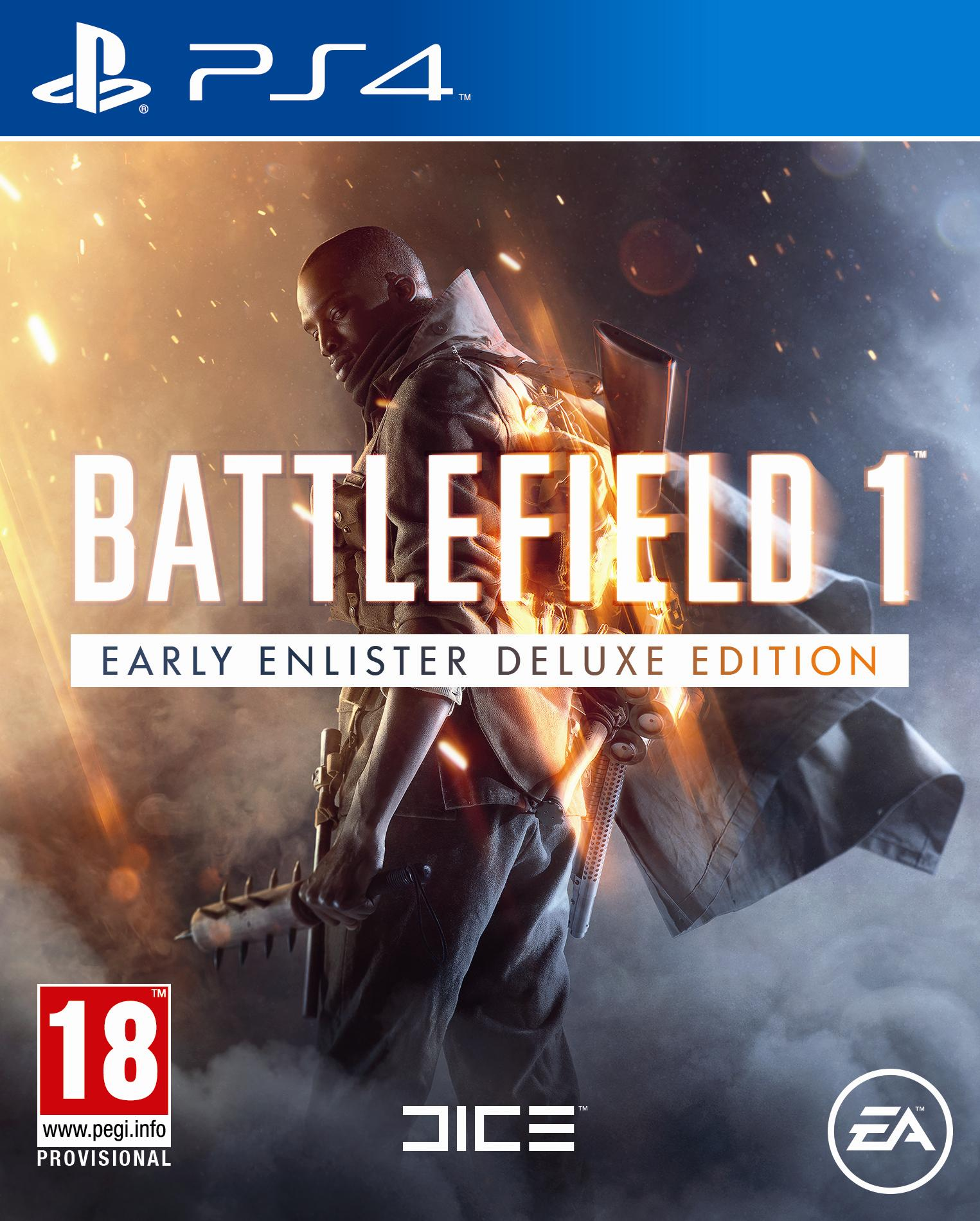 Battlefield 1 – News, Reviews, Videos, and More