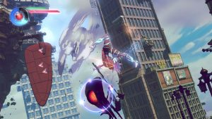 Gravity Rush 2 Gets New Screenshots and Information