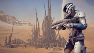 Mass Effect Andromeda: Level Design Detailed, Character Customization And Loyalty Missions Teased