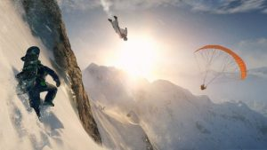 Steep Review Copies Going Out on December 2nd