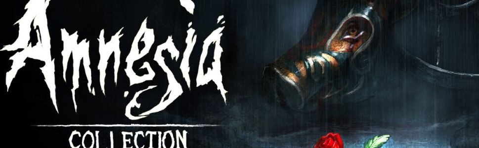 The Amnesia Collection Interview: Start From The Beginning of Terror