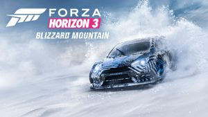 Forza Horizon 3's First Expansion Is Blizzard Mountain
