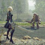 NieR Automata New Screenshots Show Off Final Fantasy 15 Crossover