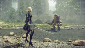 Nier Automata Gets A New, Rather Disturbing TV Ad