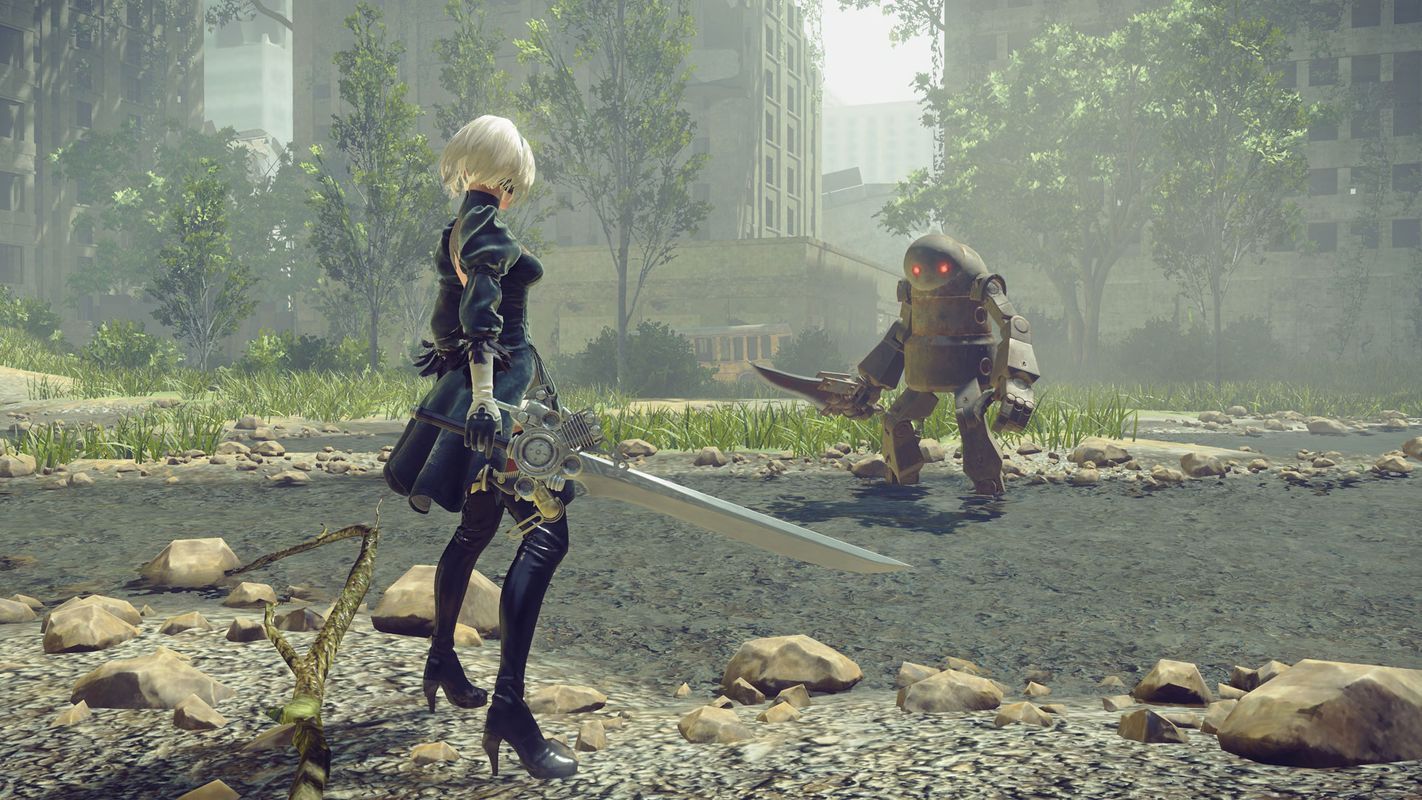 NieR Automata PC Version Release Date Isn't Confirmed Yet
