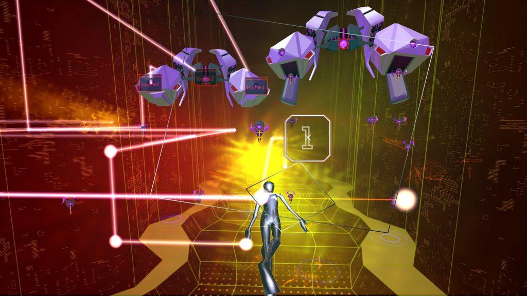 Rez Infinite VR