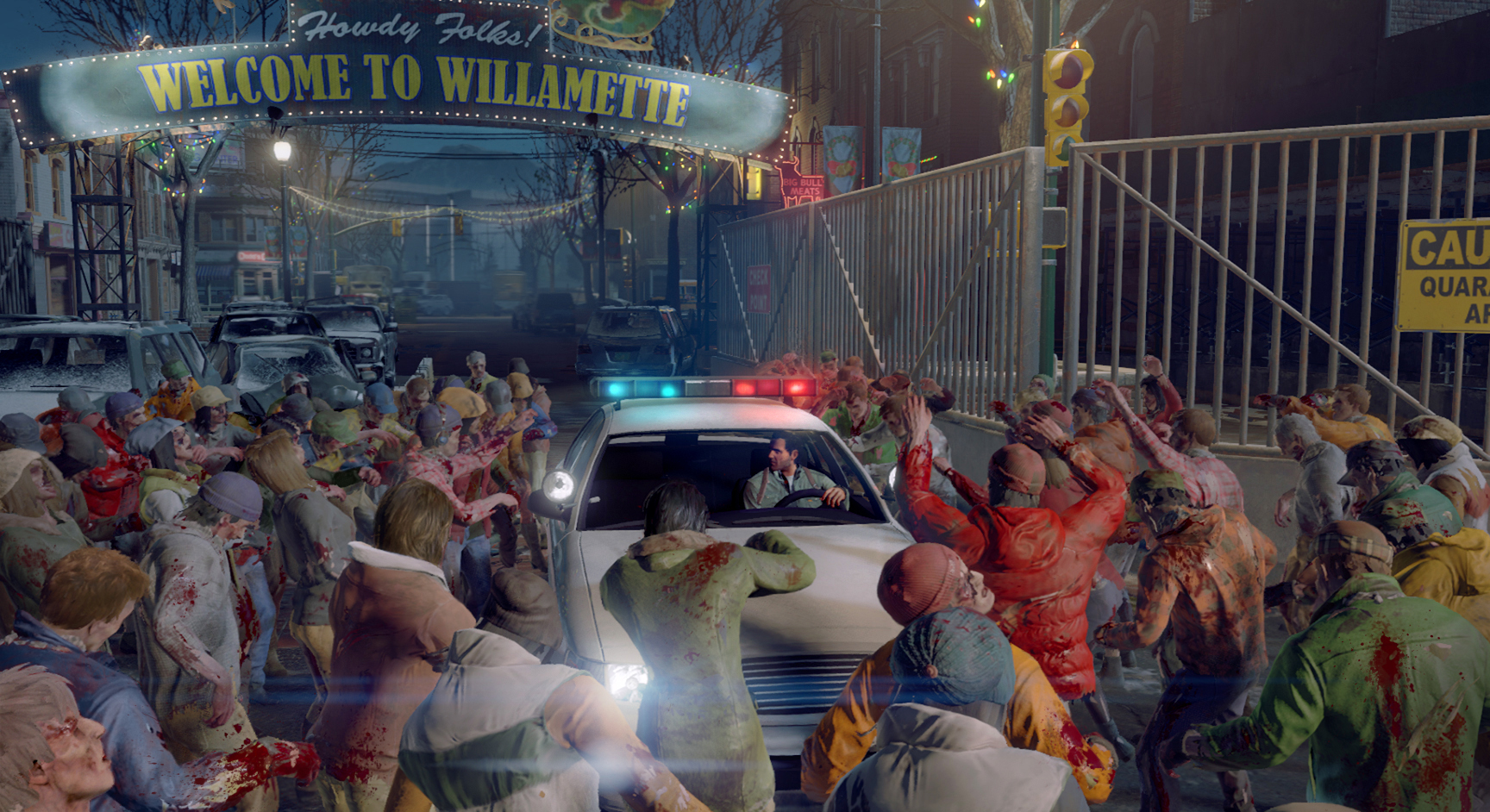 Dead rising 4 review shambling along video game news reviews dead rising 4 willamette cop car malvernweather Choice Image