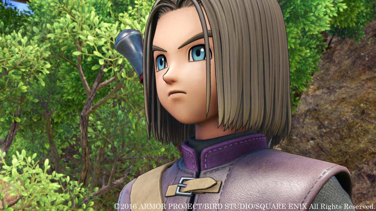 Dragon Quest 10, 11, and Dragon Quest Heroes 1 and 2 Confirmed For
