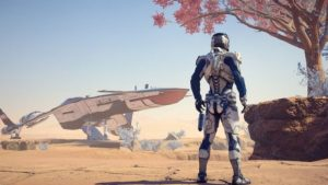 Mass Effect Andromeda Allows Players To Craft And Name Weapons