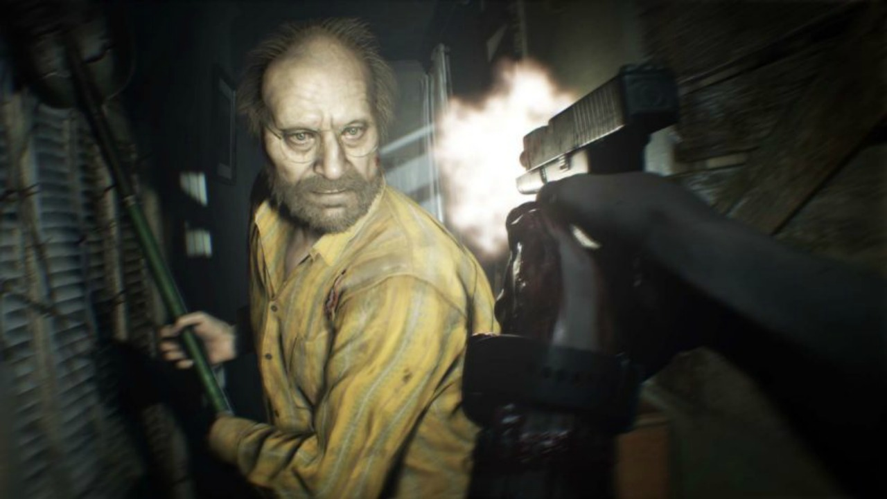 Horror Games For Xbox 1 : Resident evil 7 teaser: beginning hour demo now live on xbox one