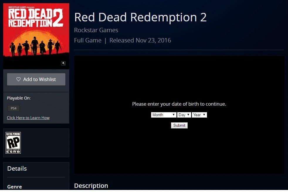 rdr2-store-error