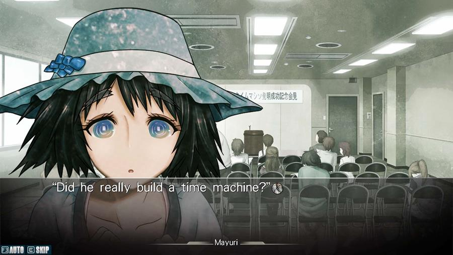 Steins; Gate (Steam Edition)
