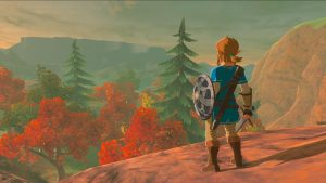 The Legend of Zelda Breath of the Wild Runs at 900p, 720p in Portable Mode – Report