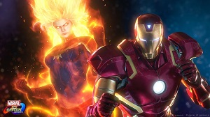 Marvel vs Capcom Infinite New Trailer Shows Off New Character Monster Hunter
