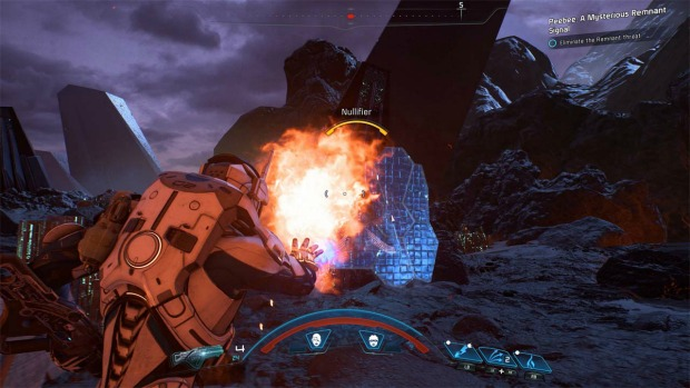 New Mass Effect Andromeda Screenshots Show Off Combat, Environment