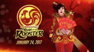 Overwatch's Next Big Event is Year of the Rooster