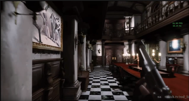 Resident Evil 1 Gets First Person Makeover