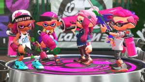 Splatoon 2 Testfire Suggests That Game Does't Use Up Much Bandwidth For Online Play