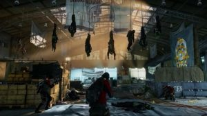 "The Division Maintenance Extended Due to ""Unexpected Complications"""