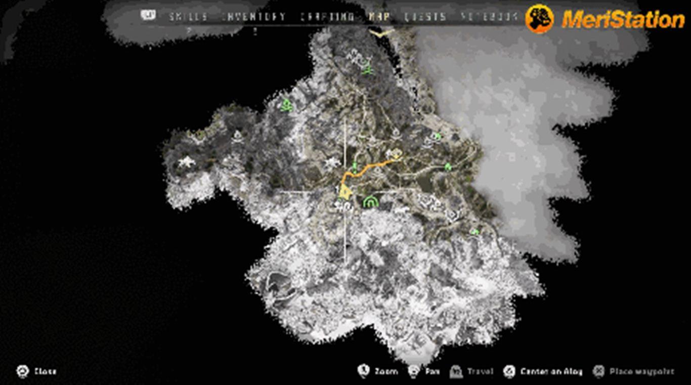 Horizon Zero Dawn S Map Revealed Is Pretty Massive In Size